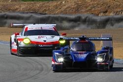 #90 Visit Florida Racing Ligier LMP2: Марк Гуссенс, Ренгер ван дер Занде