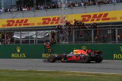 Platz 4 für Max Verstappen, Red Bull Racing RB13