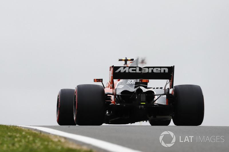 Стоффель Вандорн, McLaren MCL32.