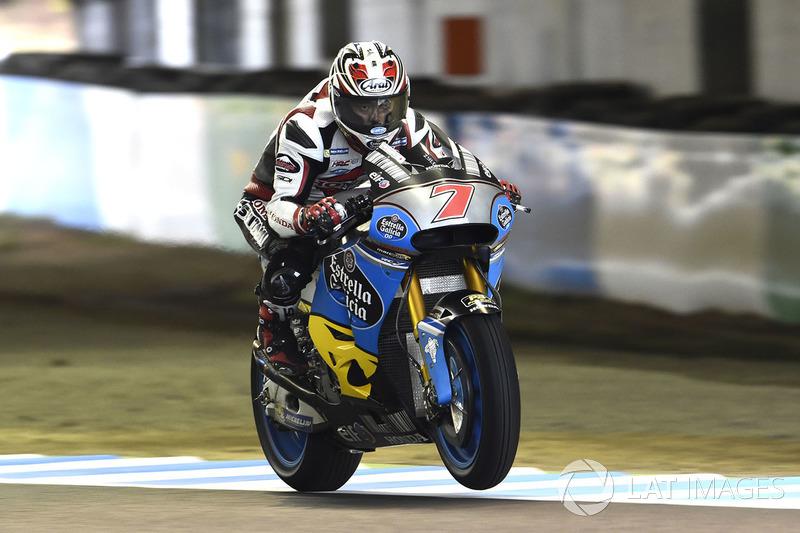 18. Hiroshi Aoyama, Estrella Galicia 0,0 Marc VDS