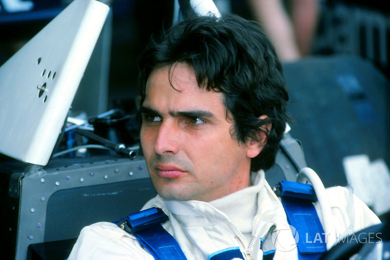 GP de Argentina 1980 - Primer podio para Nelson Piquet en Fórmula 1 (lograría 60 en total)