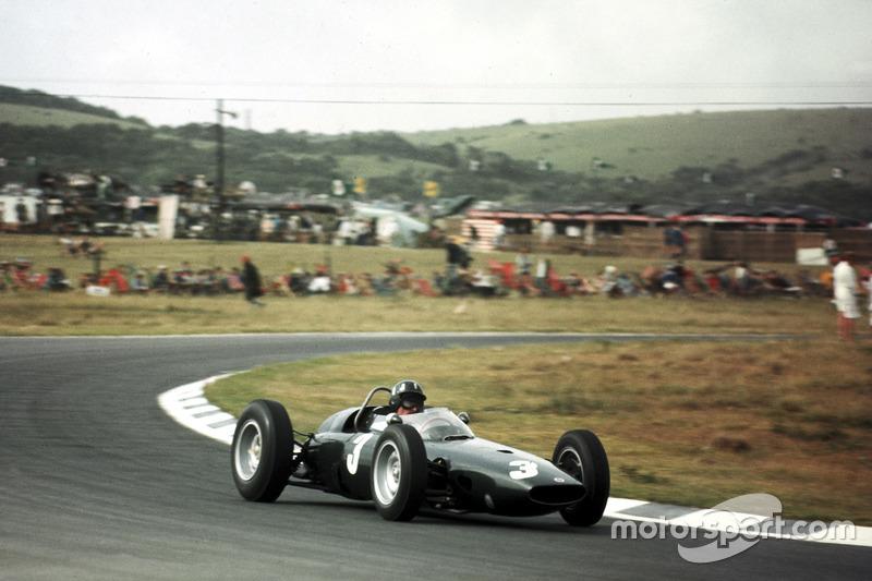 1962 - Graham Hill, BRM