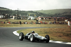 Graham Hill, BRM P57