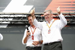 Ross Brawn, Managing Director of Motorsports, FOM