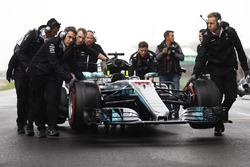 Машина Льюиса Хэмилтона, Mercedes AMG F1 W08