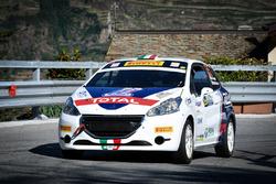 Gabriele Cogni, Peugeot 208 R2B