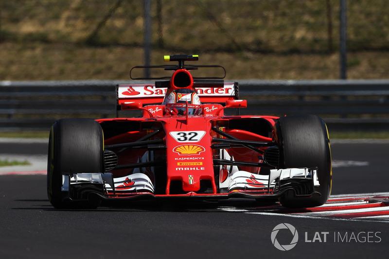 Шарль Леклер (пілот із розвитку Ferrari у 2016-2017 роках)