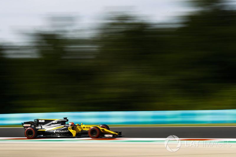 Роберт Кубіца, Renault Sport F1 Team RS17