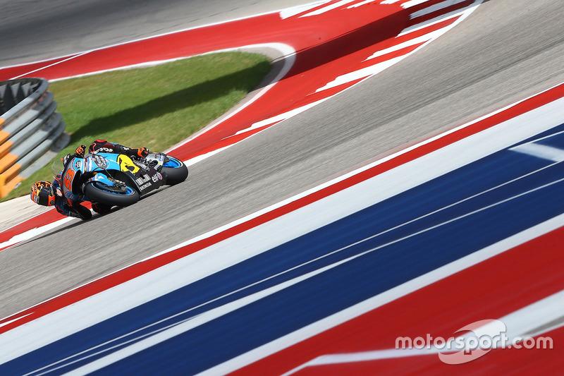 21 Nisan: Amerika GP