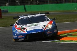 #12 Ombra Racing, Lamborghini Huracan GT3: Andrea Piccini, Michele Beretta, Stefano Gatuso