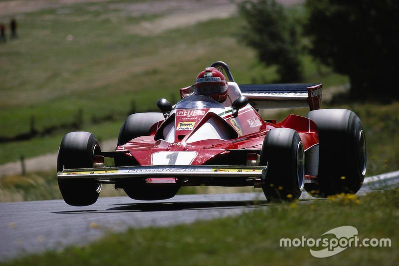 Нікі Лауда, Ferrari 312T2