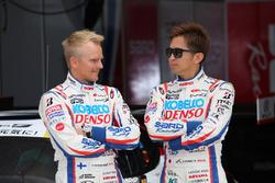 #1 DENSO KOBELCO SARD LC500, Heikki Kovalainen, Kohei Hirate