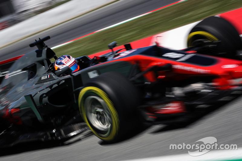 10e : Romain Grosjean (Haas)