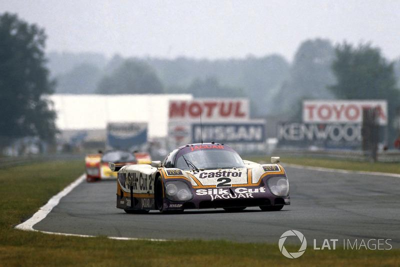 1988: Jan Lammers, Johnny Dumfries, Andy Wallace, Jaguar XJR-9 LM