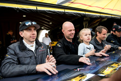 Tommy Milner, Jan Magnussen, Antonio Garcia, Corvette Racing