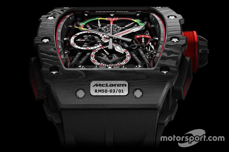 Richard Mille RM 50-03 McLaren