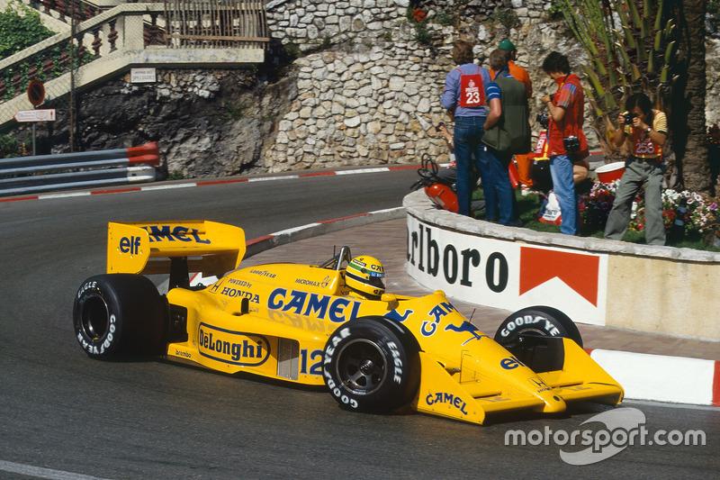 1987 – 1988: Lotus