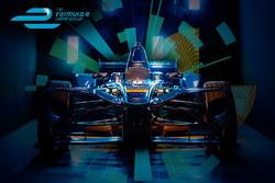 Объявление о сотрудничестве Формулы Е и Motorsport Network