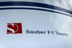 Logo: Sauber F1 Team