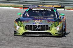 #75 SunEnergy1 Racing, Mercedes AMG GT3: Tristan Vautier, Kenny Habul
