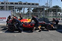 Автомобиль RB13 Макса Ферстаппена, Red Bull Racing