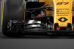 Détails de la Renault Sport F1 Team R.S.17