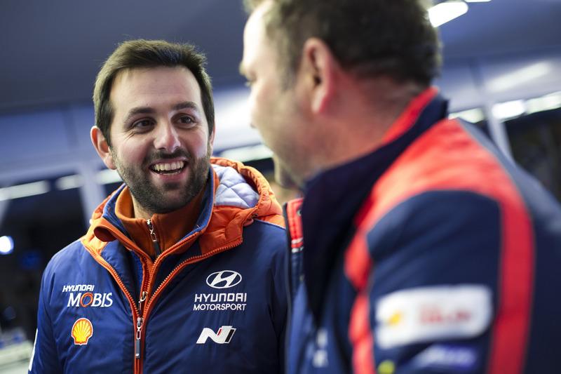 Rui Francesco Soares, Hyundai Motorsport