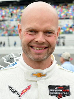 Jan Magnussen, Corvette Racing