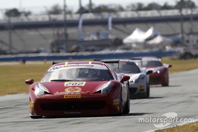 Rusty Wallace, Ferrari of Houston