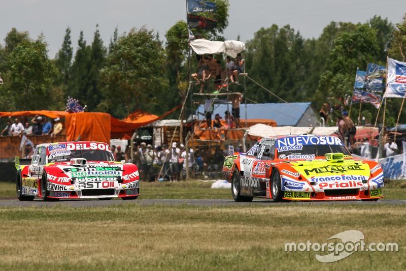 Jonatan Castellano, Castellano Power Team Dodge, Juan Pablo Gianini, JPG Racing Ford