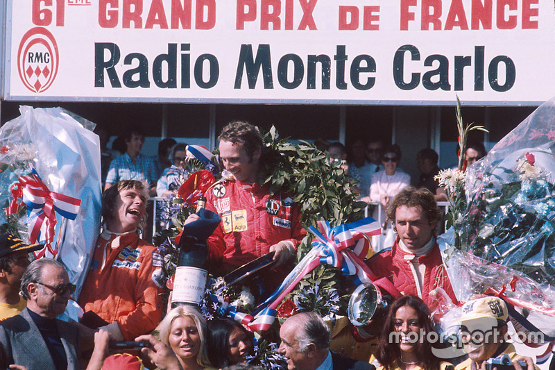 Niki Lauda* (15 victorias)