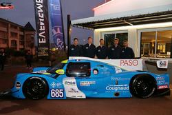 Ligier JS LMP3, Yvan Muller Racing