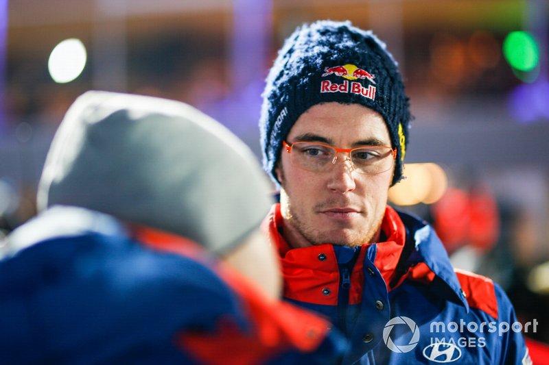 Тьєррі Ньовілль, Hyundai Motorsport, Hyundai i20 Coupé WRC 2019
