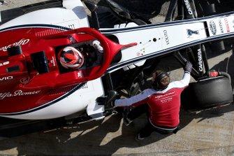 Kimi Raikkonen, Alfa Romeo Racing C38