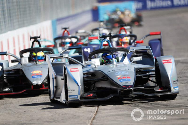 Felipe Massa, Venturi Formula E, Venturi VFE05, Oliver Rowland, Nissan e.Dams, Nissan IMO1, Robin Frijns, Envision Virgin Racing, Audi e-tron FE05
