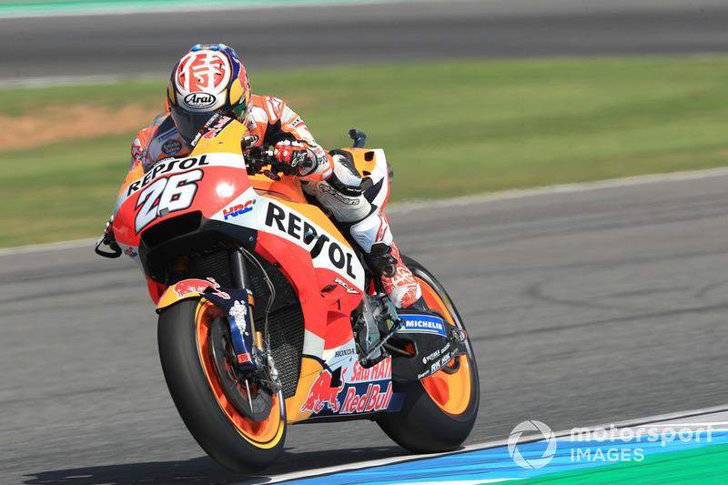 Дані Педроса, Repsol Honda Team