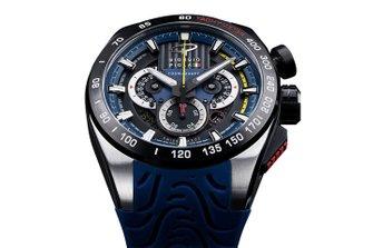 Giorgio Piola watch - blue
