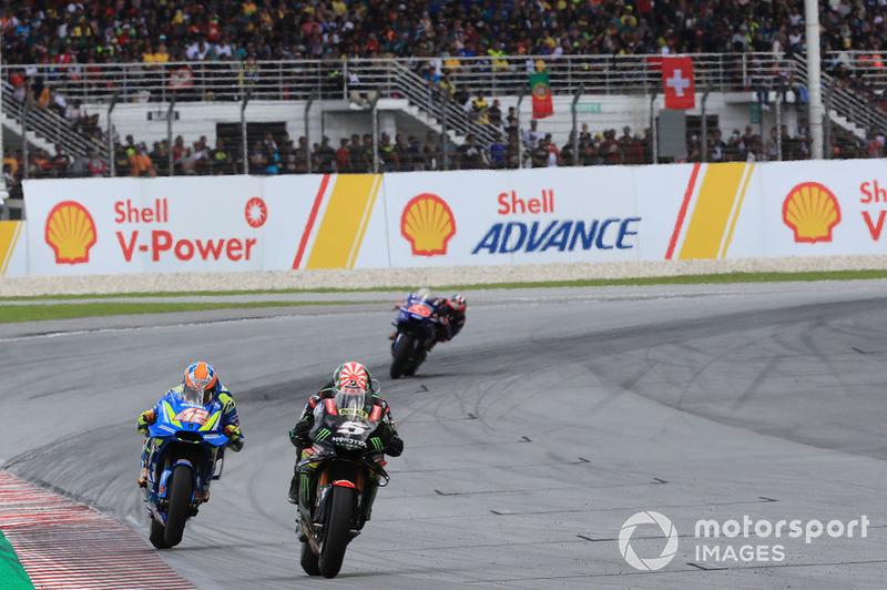 Johann Zarco, Monster Yamaha Tech 3, Alex Rins, Team Suzuki MotoGP, Maverick Viñales, Yamaha Factory Racing