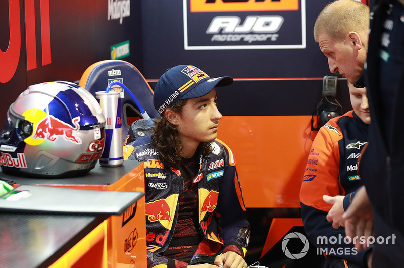 Can Oncu, Red Bull KTM Ajo