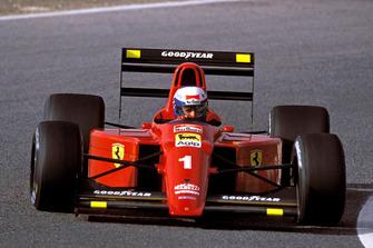 Alain Prost, Ferrari 641