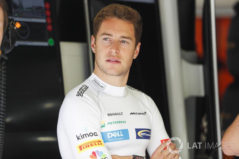 Fuera de McLaren, Stoffel Vandoorne es una opción interesante para Haas y, como ha ofrecido Zak Brown, para Toro Rosso