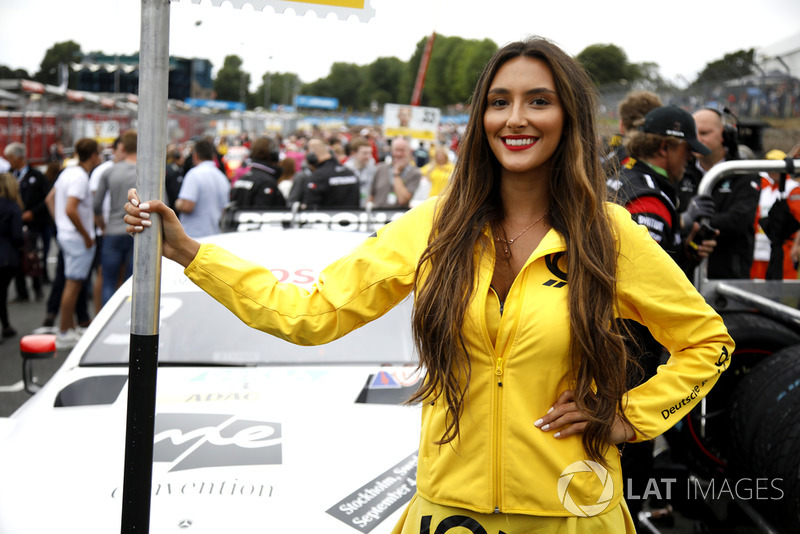 Грід-гьол Пола ді Реста , Mercedes-AMG Team HWA