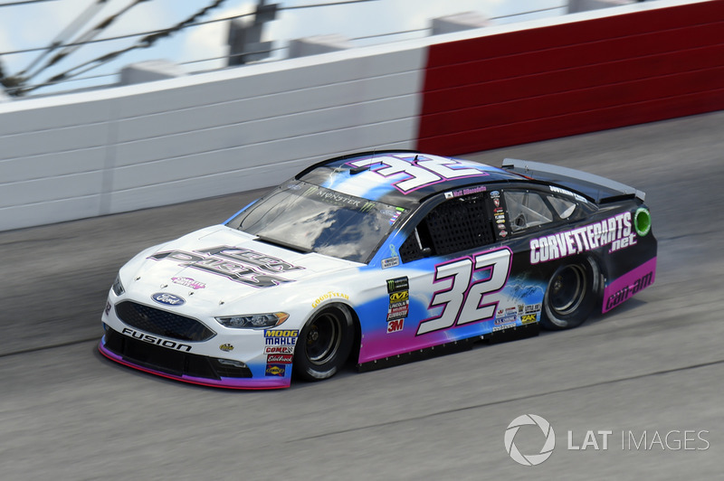 Matt DiBenedetto, Go FAS Racing, Ford Fusion