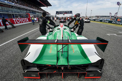 #11 GH Motorsport: Ligier JS P3: Hanss Lin, Scott Andrews, Ye Hong Li
