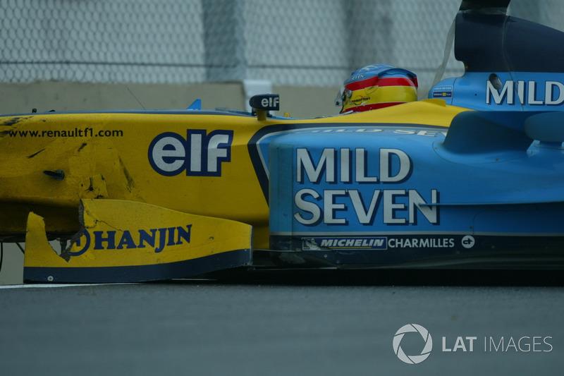 Фернандо Алонсо, Renault Renault F1 Team R23