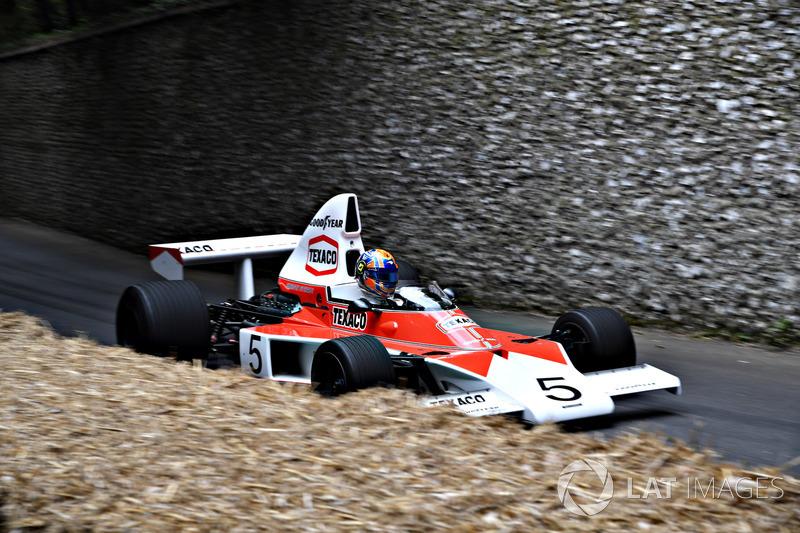 McLaren M23 Gil De Ferran