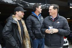 Dale Earnhardt Jr. y Steve Letarte