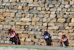Chaz Davies, Aruba.it Racing-Ducati SBK Team, Michael van der Mark, Pata Yamaha