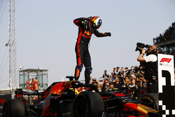 Winnaar Daniel Ricciardo, Red Bull Racing