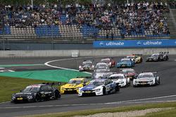 Bruno Spengler, BMW Team RBM, BMW M4 DTM, Philipp Eng, BMW Team RBM, BMW M4 DTM, Timo Glock, BMW Team RMG, BMW M4 DTM